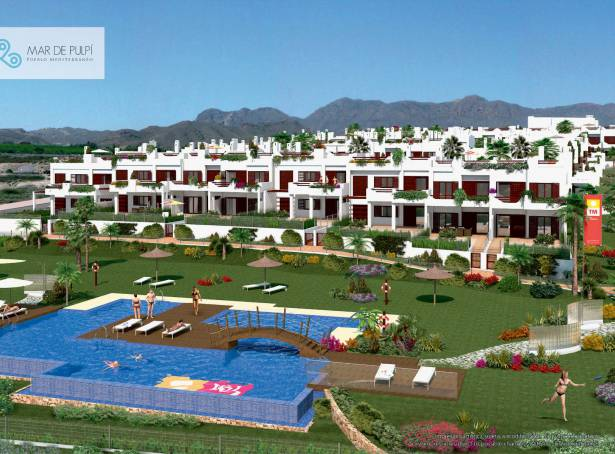 Apartment - For sale - Aguilas - Mar De Pulpi