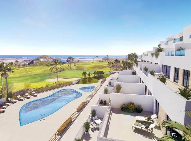 Apartment - For sale - Aguilas - Mundo Aguilon Golf