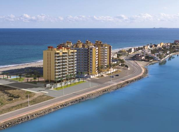 Apartment - For sale - Cartagena - La Manga Strip