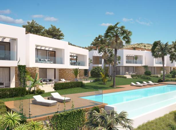 Apartment - For sale - Elche - Font del Llop Golf Resort