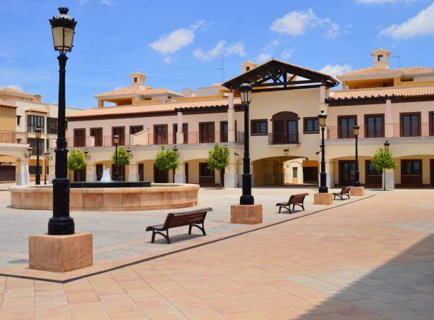 Apartment - For sale - Fuente Alamo - Hacienda Del Alamo Golf Resort