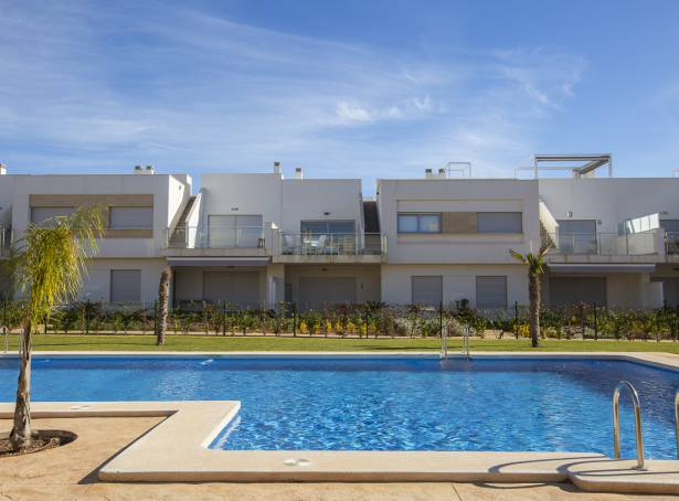 Apartment - For sale - Guardamar & Vega Baja - Vistabella Golf