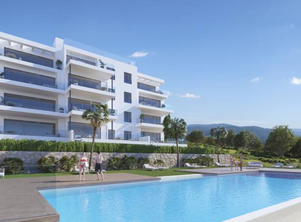 Apartment - For sale - Orihuela Costa - Las Colinas Golf & Country Club