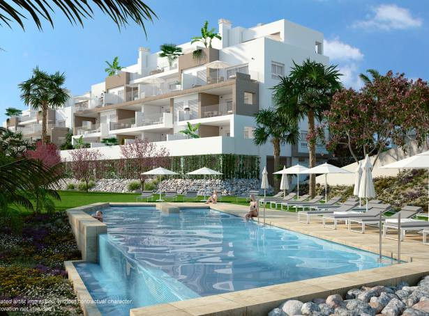 Apartment - For sale - Orihuela Costa - Villamartin