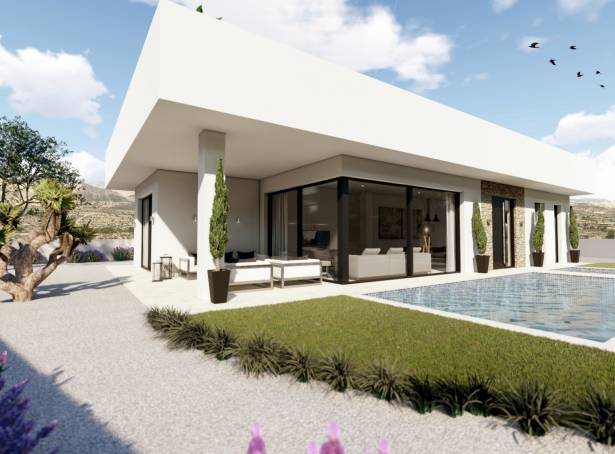 Detached Villa - For sale - Alicante - Busot
