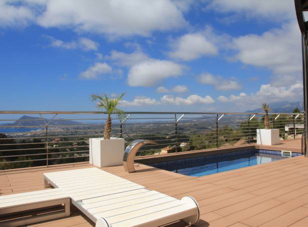 Detached Villa - For sale - Altea  - Altea Hills