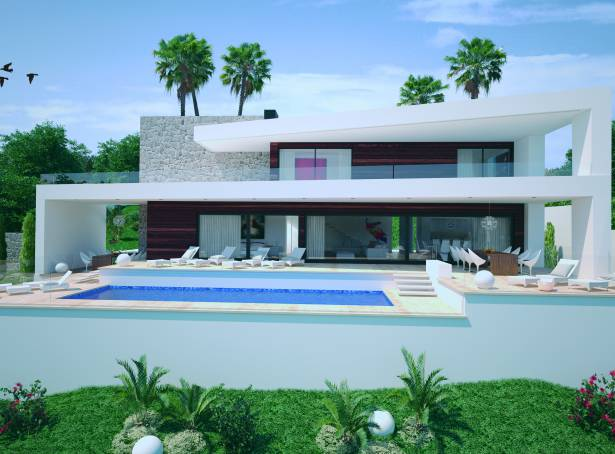 Detached Villa - For sale - Denia - Denia