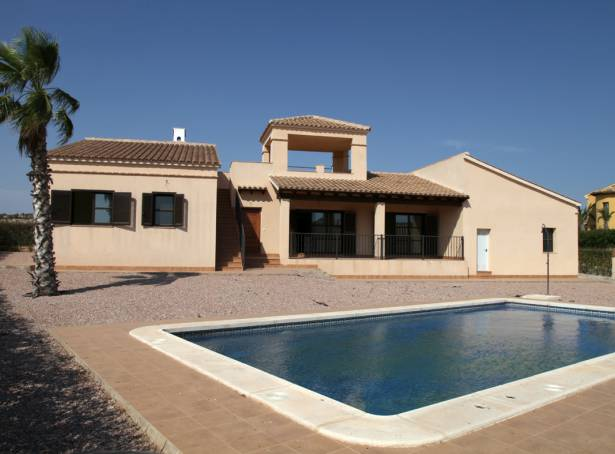 Detached Villa - For sale - Fuente Alamo - Hacienda Del Alamo Golf Resort