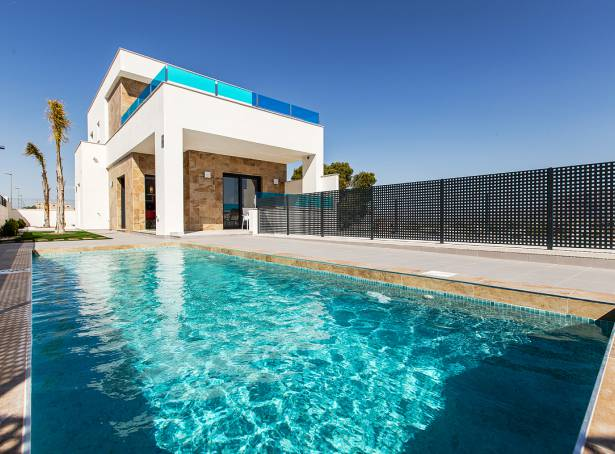Detached Villa - For sale - Guardamar & Vega Baja - Bigastro