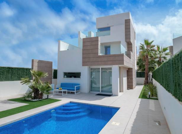 Detached Villa - For sale - Guardamar & Vega Baja - El Raso