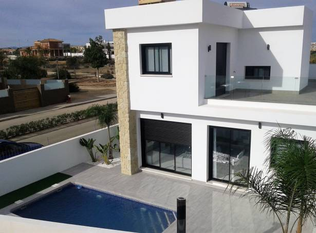 Detached Villa - For sale - Guardamar & Vega Baja - Los Montesinos