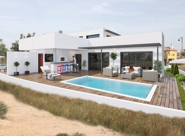 Detached Villa - For sale - Los Alcazares - Mar Menor Golf Resort