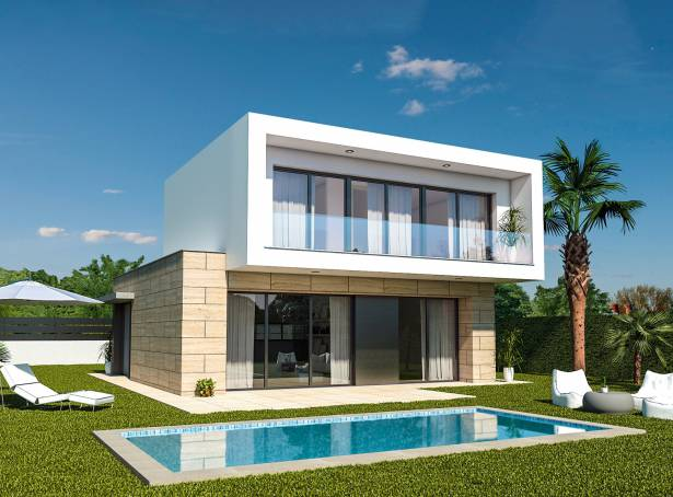 Detached Villa - For sale - Los Alcazares - Roda Golf Resort