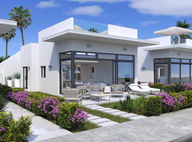 Detached Villa - For sale - Mazarron - Condado De Alhama Golf Resort