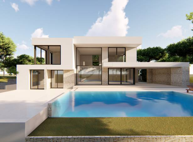 Detached Villa - For sale - Moraira - Moraira
