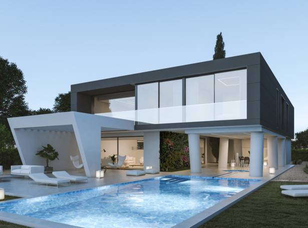 Detached Villa - For sale - Murcia  - Altaona Golf & Country Club