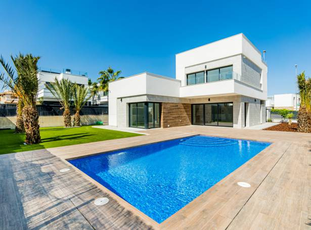 Detached Villa - For sale - Orihuela Costa - Lomas Del Cabo Roig