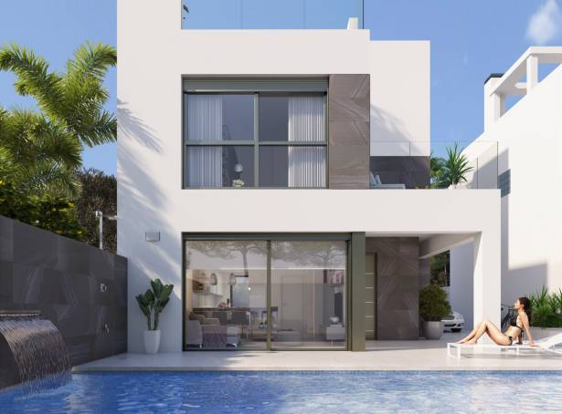 Detached Villa - For sale - Orihuela Costa - Punta Prima