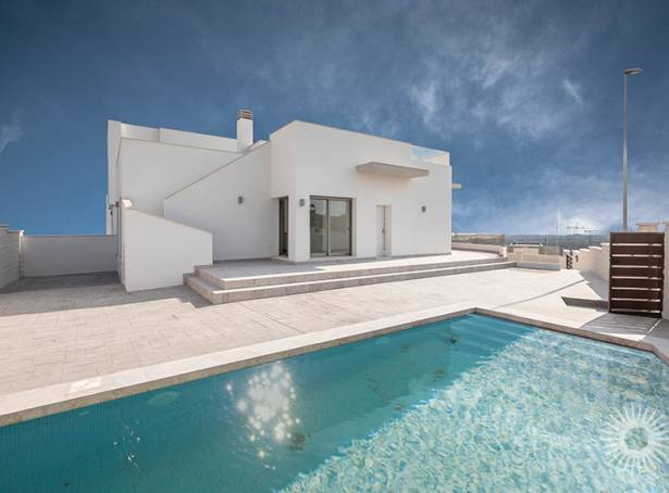 Detached Villa - For sale - Orihuela Costa - San Miguel De Salinas