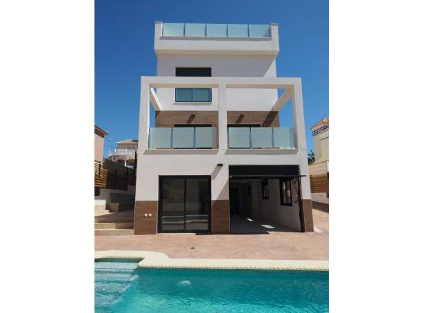 Detached Villa - For sale - Orihuela Costa - Villamartin