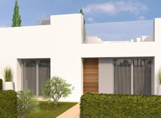 Detached Villa - For sale - Pilar De La Horadada - Lo Romero Golf