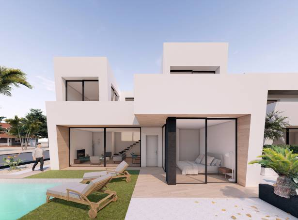 Detached Villa - For sale - San Javier & San Pedro Del Pinatar - Santiago De La Ribera