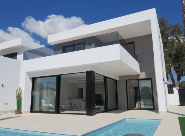 Detached Villa - For sale - San Javier & San Pedro Del Pinatar - Sucina