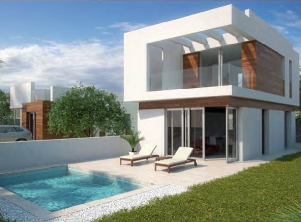 Detached Villa - Sold - Orihuela Costa - Villamartin