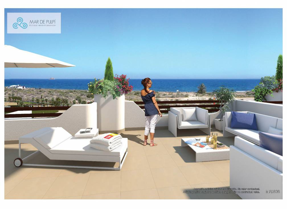 For sale - Apartment - Aguilas - Mar De Pulpi