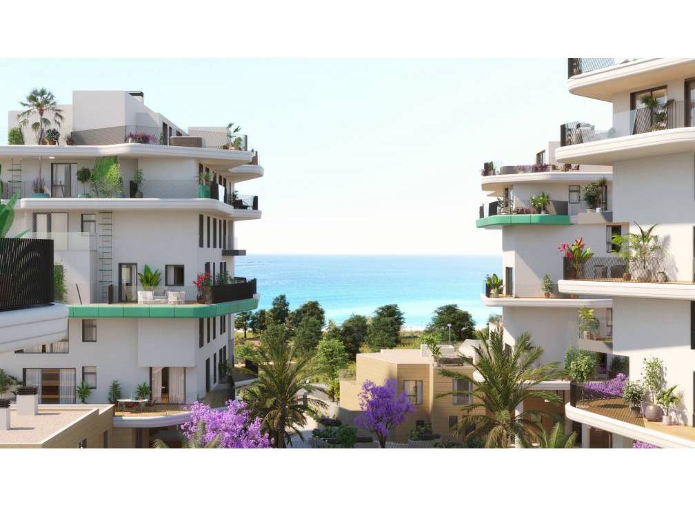 For sale - Apartment - La Villajoyosa