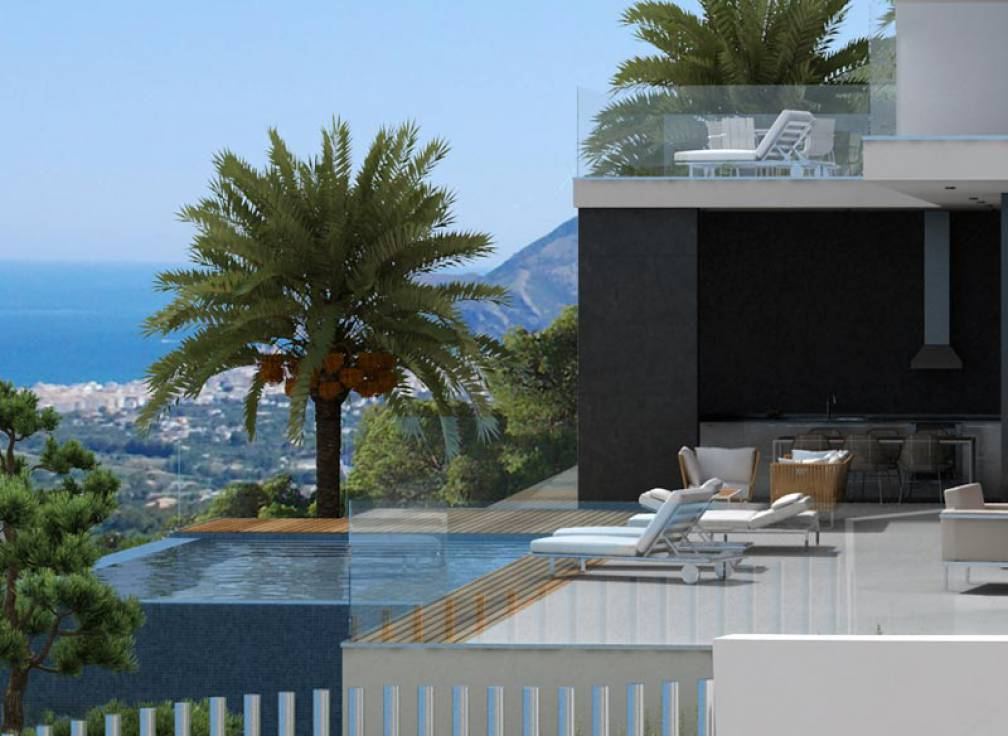 For sale - Detached Villa - Altea  - Altea Hills