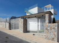 For sale - Detached Villa - Finestrat & Sierra Cortina