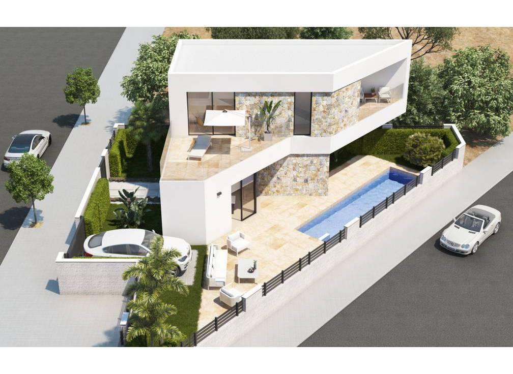 For sale - Detached Villa - Guardamar & Vega Baja - Benijofar