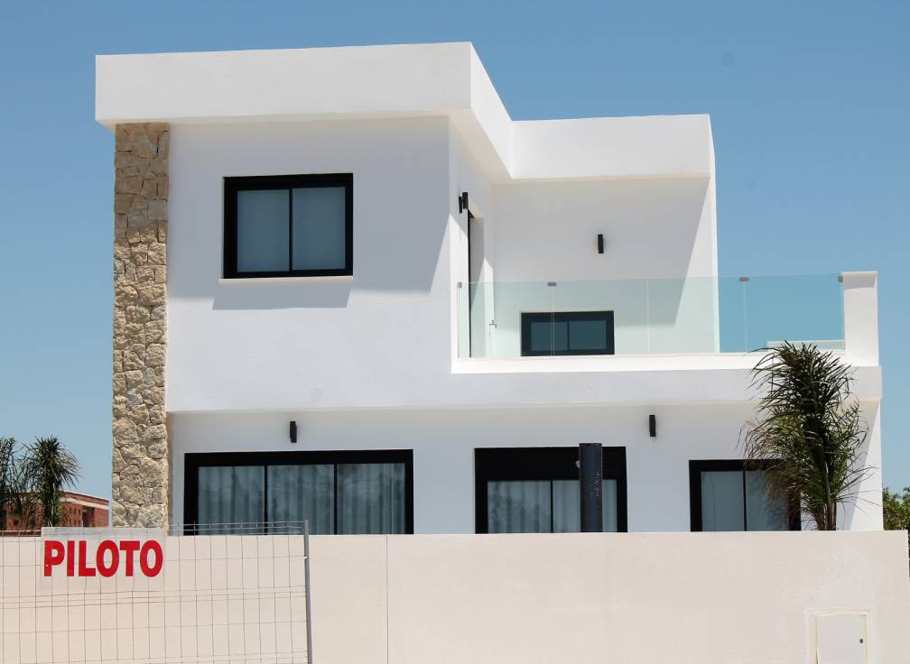 For sale - Detached Villa - Guardamar & Vega Baja - Los Montesinos