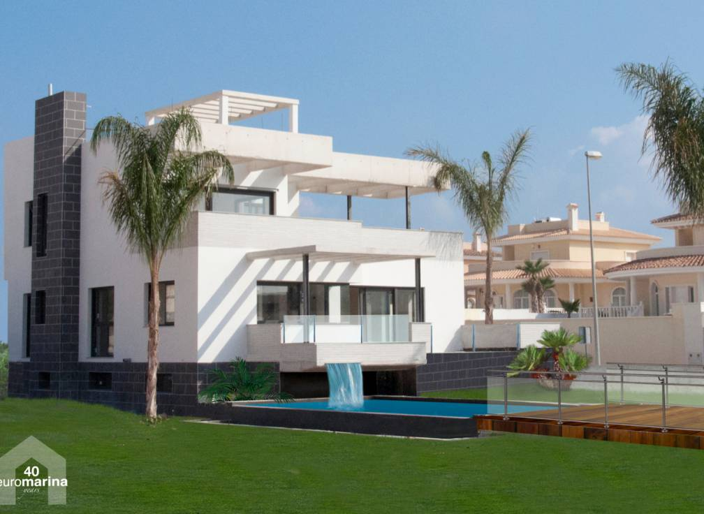 For sale - Detached Villa - Guardamar & Vega Baja - Quesada & Dona Pepa