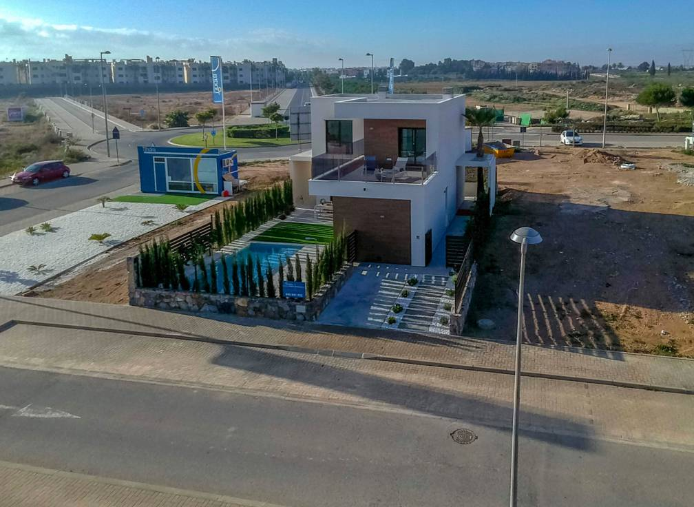 For sale - Detached Villa - Los Alcazares - Roda Golf Resort