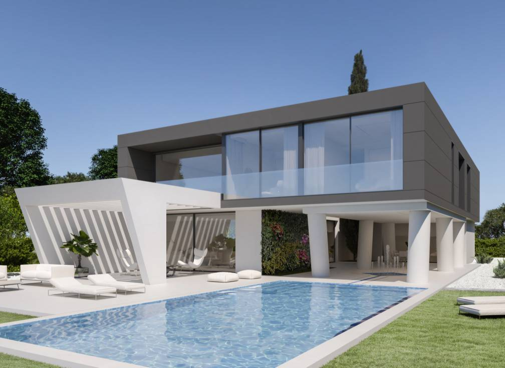 For sale - Detached Villa - Murcia  - Altaona Golf & Country Club
