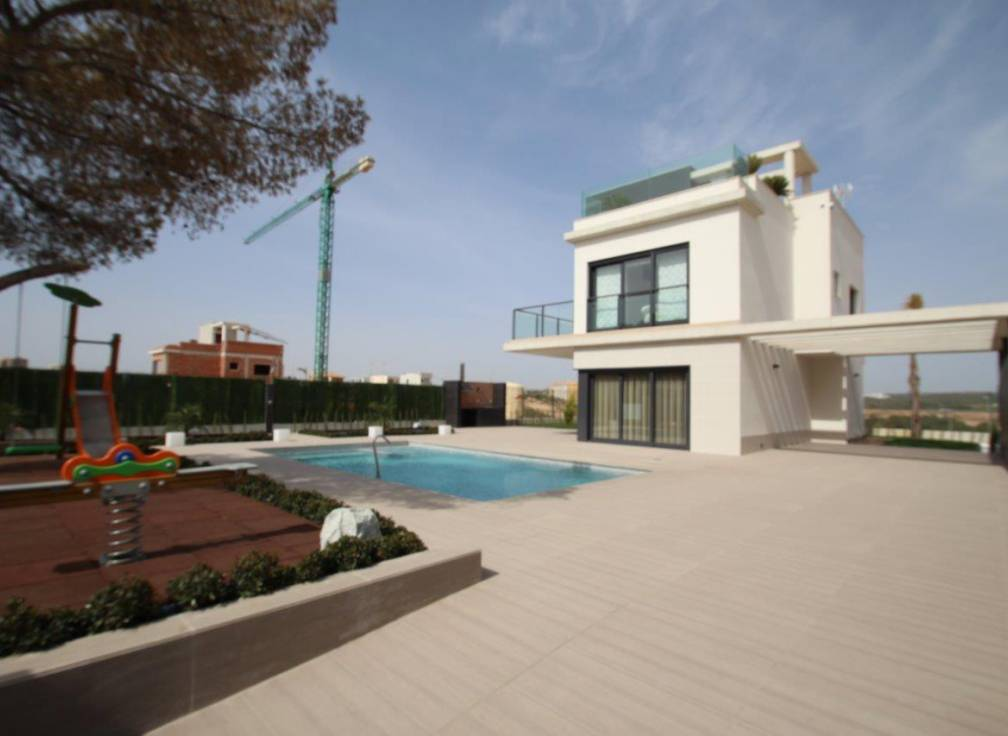 For sale - Detached Villa - Orihuela Costa - San Miguel De Salinas