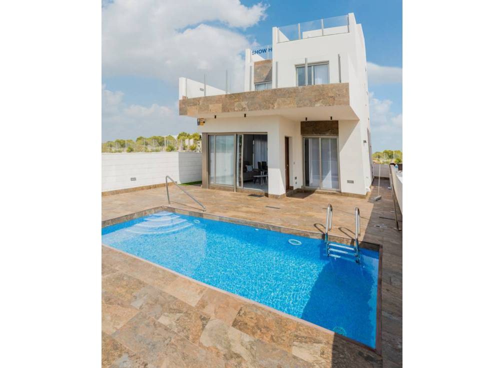 For sale - Detached Villa - Orihuela Costa - Villamartin