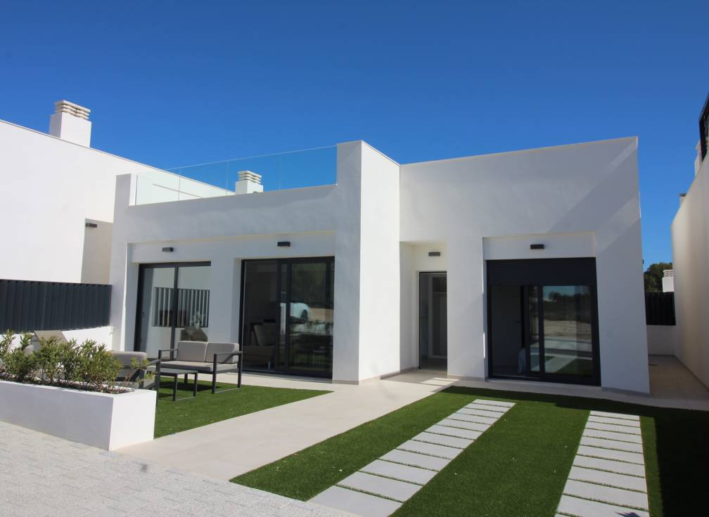 For sale - Detached Villa - Pilar De La Horadada - Lo Romero Golf