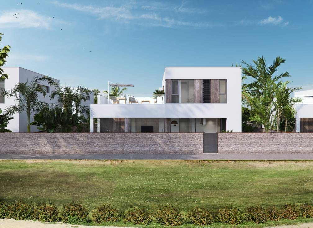 For sale - Detached Villa - Pilar De La Horadada - Torre De La Horadada