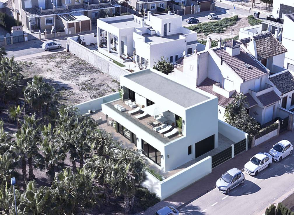 For sale - Detached Villa - San Javier & San Pedro Del Pinatar - San Javier Town