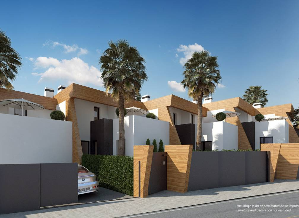 For sale - Townhouse - Orihuela Costa - Villamartin