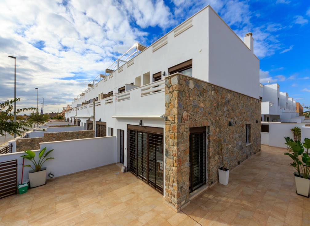 For sale - Townhouse - Torrevieja - Torrevieja City