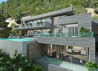New Build Luxury Detached 4 Bed Villa With Pool, Gym & Stunning Sea Views