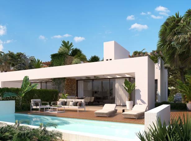 Semi-Detached Villa - For sale - Elche - Font del Llop Golf Resort