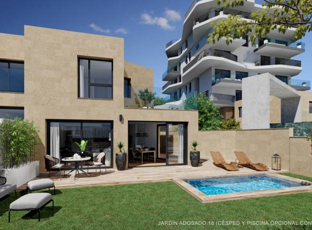 Townhouse - For sale - La Villajoyosa - La Villajoyosa