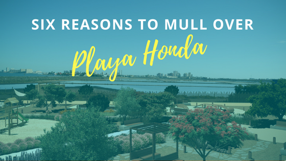 Six reasons to mull over Playa Honda