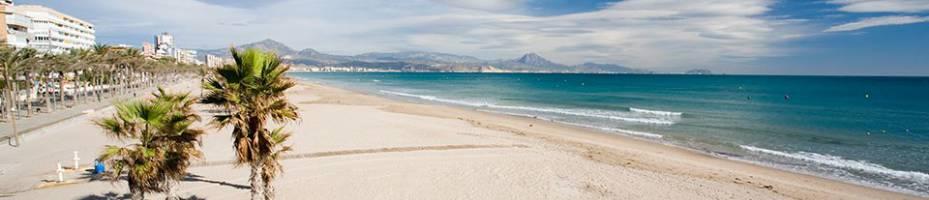 Properties for sale in Alicante close to the sea