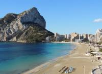 Calpe Rock Of Ifach